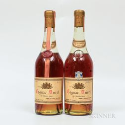 Cognac Durel 20 Years Old, 2 4/5 quart bottles Spirits cannot be shipped. Please see http://bit.ly/sk-spirits for more info.