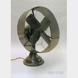 Hunter Fan and Motor Co. Alternating Current Fan Motor
