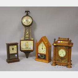 Four American Clocks