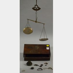 Marshall Son & Co. Gold Scale