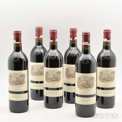Chateau Lafite Rothschild 1998, 6 bottles