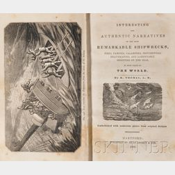 (Shipwrecks), Thomas, Rev. R.