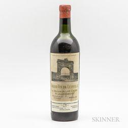 Chateau Leoville Las Cases 1945, 1 bottle