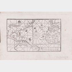 Medina, Pedro de (1493-1567) Nuevo Mundo.