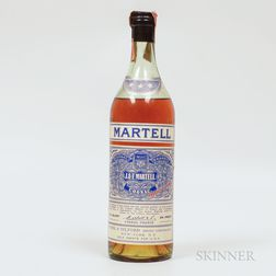 Martell 3 Star, 1 4/5 quart bottle Spirits cannot be shipped. Please see http://bit.ly/sk-spirits for more info.