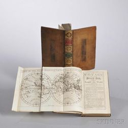 Cooke, Captain Edward (fl. circa 1700) A Voyage to the South Sea, and Round the World.