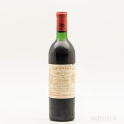 Chateau Cheval Blanc 1971, 1 bottle