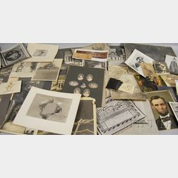 Group of Assorted Photographs and Photographic Prints