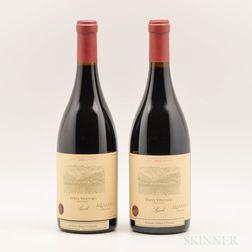 Araujo Eisele Vineyard Syrah, 2 bottles