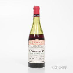 Domaine de la Romanee Conti Richebourg 1964, 1 bottle