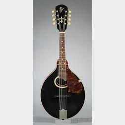 American Mandolin, Gibson Mandolin-Guitar Company, Kalamazoo, c. 1913, Model A-4