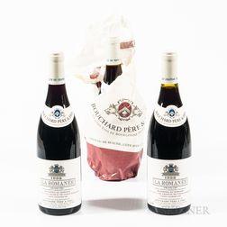 Bouchard Pere & Fils La Romanee 1999, 3 bottles