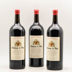 Chateau Le Puy Expression Originale du Terroir 2015, 3 magnums