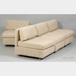 Four-piece Sectional Sofa