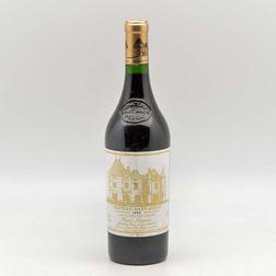 Chateau Haut Brion 1999, 1 bottle