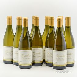 Kistler Vine Hill Chardonnay 2011, 10 bottles