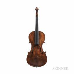 American Violin, Napoleon Noiseux, Holyoke, 1917