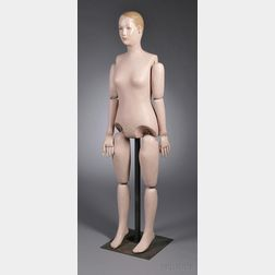 "Martha Chase Adult Female ""Sanitary Doll,"""