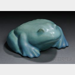 Van Briggle Pottery Frog