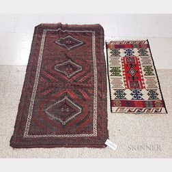 Baluch Rug and Kilim Yastik