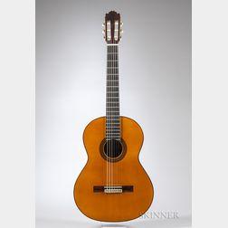 Spanish Classical Guitar, Manuel Contreras, Madrid, 1973