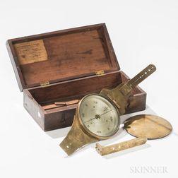 Blydenburgh & Giles Surveyor's Compass