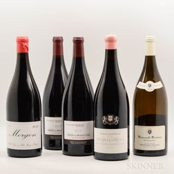 Mixed Magnums, 5 magnums