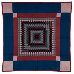 Amish Diamond Quilt
