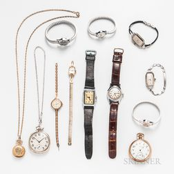 Group of Watches