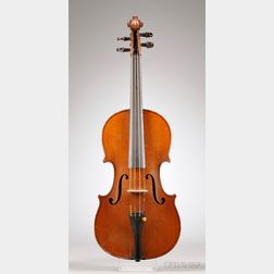 French Violin, Charles J.B. Collin Mezin, c. 1905