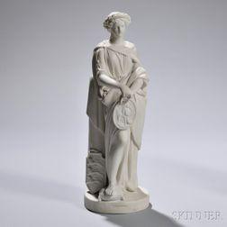 Wedgwood Carrara Figure of England