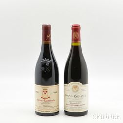 Mixed Vosne Romanee Lot, 2 bottles