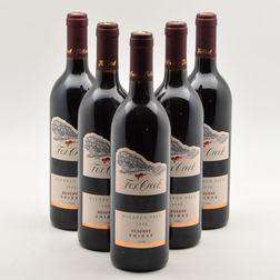 Fox Creek Shiraz Reserve 1998, 5 bottles