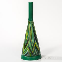 Klaus Moje and Dante Marioni Art Glass Sculpture