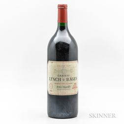 Chateau Lynch Bages 1988, 1 magnum