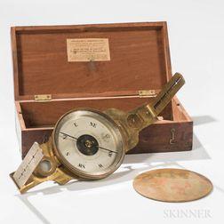 Charles F. Helfricht Vernier Compass