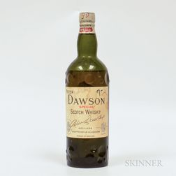 Peter Dawson Special Scotch Whisky, 1 bottle Spirits cannot be shipped. Please see http://bit.ly/sk-spirits for more info.