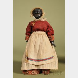 Black China Lady