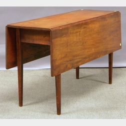Federal Cherry Drop-leaf Dining Table