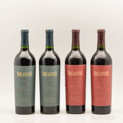 Pahlmeyer, 4 bottles