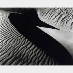 Brett Weston (American, 1911-1993)  Dunes, Oceano