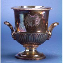 George III Silver Wine Cooler
