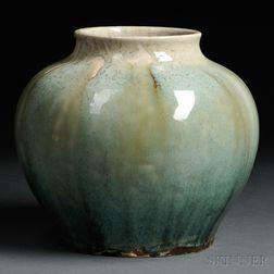 Dedham Pottery Vase