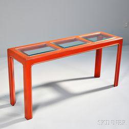 Dunbar Console Table