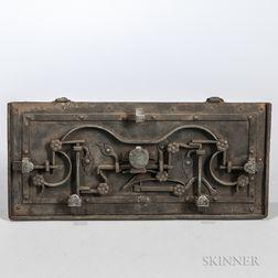 16th Century Casket Door Lock