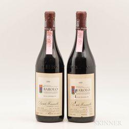 Bartolo Mascarello Barolo 1993, 2 bottles
