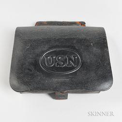 Large-size Navy Cartridge Box