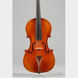 Modern Italian Violin, Gadda School, c. 1950