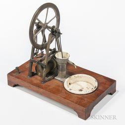 Electric Engine Model