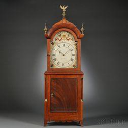David Wood Shelf Clock